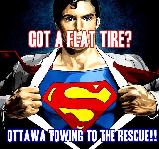 Ottawa Towing to the Rescue Meme
